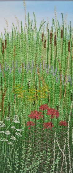 ♒ Enchanting Embroidery ♒ embroidered by judi miller