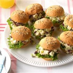 15 Tea Sandwich Recipes - Looking for a bite to serve at a bridal shower, baby shower or afternoon tea? Try these timeless tea sandwich recipes. Pinkies up!