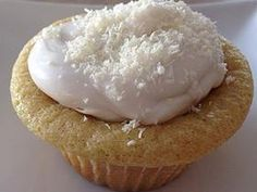 2beanscatering | Recipes vegan gluten free coconut cream cupcakes
