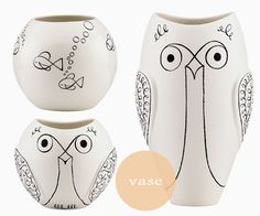 Kate Spade: Woodland Park... I think I may recreate this myself... An Owl project, yes, please!