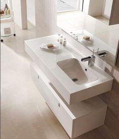 Mueble moderno de baño