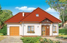 Projekt Mazurek 3 to Wersja wariantowa projektu domu Mazurek 2. Budynek zaprojektowano dla rodziny 4-5cioosobowej. Dom, w stosunku do swojego pierwowzoru został powiększony o pomieszczenie kotłowni za garażem, dzięki czemu można pomyśleć nie tylko o ogrzewaniu gazowym, ale również o kotle na paliwo stałe. Dotychczasowa kotłownia spełnia rolę pomieszczenia gospodarczego.