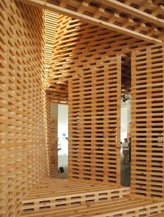 Vessel by O'Donnell + Tuomey  at Venice Architecture Biennale 2012