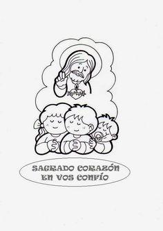 La Catequesis: Recursos Catequesis Sagrado Corazón de Jesús para el mes de Junio