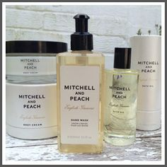 Win luxury bodycare products worth £94