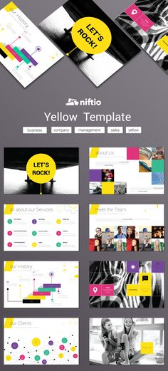23 best business presentation templates images on pinterest