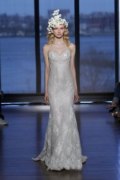 Wedding Dresses 2015 | Ines Di Santo: Gardens of Glamour see more at http://www.wantthatwedding.co.uk/2014/09/26/wedding-dresses-2015-ines-di-santo-gardens-glamour/