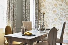 Sanderson - Traditional to contemporary, high quality designer fabrics and wallpapers | Coralie Weaves - a collection of embroideries, jacquard weaves and gingham checks that has been carefully selected to create complete decorative schemes | British/UK Fabrics