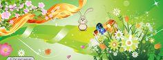 Frohe Ostern Titelbild für Facebook