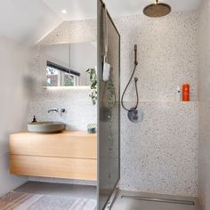 Firenze Terrazzo Tile is a high-quality terrazzo floor tile for beautiful indoors, homes and commercial terrazzo tile applications such as restaurant, cafe, bar and pub. Our terrazzo tile collection consists of the UK's best and finest terrazzo tiles. Discover our indoor terrazzo tile collection. Terrazzo Flooring, Things That Bounce, Tile Floor, Tiles, Indoor, Bathroom, Interior, Cafe Bar, Commercial