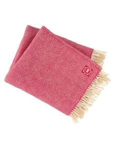Joules null Large Throws, Pink.   Have to keep warm in the winter! #joules #christmas #wishlist