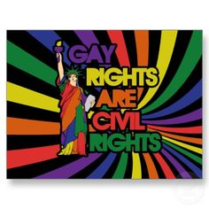 Gay rights are civil rights.  Create quality for all by becoming an ambassador for LGBTQ rights at http://www.fuzeus.com