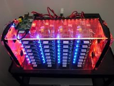 33 Node Beowulf Cluster built with Raspberry Pi