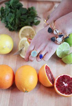 Juicing with Jewels! – Margaret Elizabeth