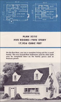 1000 images about house on pinterest cape cod cape cod for Cape cod floor plans 1950
