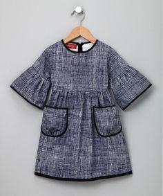 Blue Gallery Dress