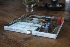 My book - Modern Pastoral (sneak peek!). #interiorsbook #Coffeetablebook #ModernPastoral