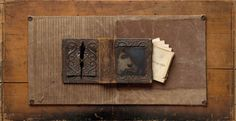 K.K. DePaul Mixed Media Photographer - Between de Lines - collage and assemblage