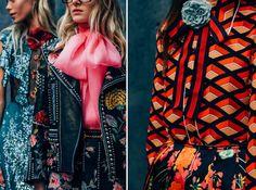 gucci | ss2016 | fashion | print & pattern