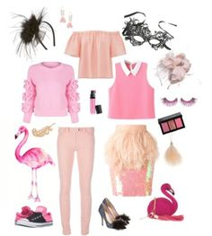 Check out these creative Halloween costume DIY ideas for men and women, which are already in your closet (just in case you waited until the last minute). Creative Halloween Costumes, Diy Costumes, Halloween Diy, Rebecca Taylor, Miss Selfridge, Just In Case, Flamingo, Balenciaga, Diy Ideas