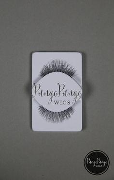 Faux cils | Fabriqué avec 100 % cheveux humains | Faux cils pour tous les jours, Costumes Cosplay | Beauté maquillage glisser Théâtre Film Noir