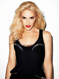 Gwen Stefani for Harper's Bazaar 2012, photographed by Terry Richardson