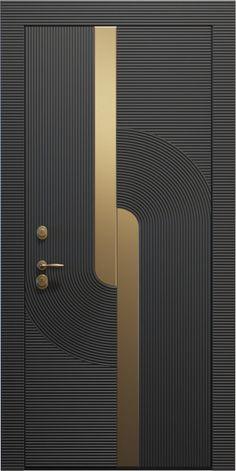 Modern Entrance Door, Main Entrance Door Design, Wooden Front Door Design, Interior Door Styles, Door Design Interior, Wooden Glass Door, House Main Door Design, Internal Doors Modern, Furniture