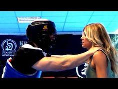 KRAV MAGA TRAINING • How to survive a Strong Choke