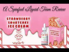 VaporFi Strawberry Short Cake Ice Cream Review #ecigs #vaping #vape #vapelyfe #vapefam #vapedaily #vapecommunity #ejuice #girlsthatvape