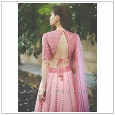 Top 30 Latest And Trendy Blouse Designs For Back Neck Dolly dii. - Top 30 Latest And Trendy Blouse Designs For Back Neck Dolly dii… - Indian Blouse Designs, Choli Designs, Lehenga Designs, Mehandi Designs, Choli Blouse Design, Fancy Blouse Designs, Bridal Blouse Designs, Blouse Neck Designs, Indian Designer Outfits