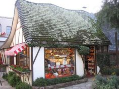 Cottage of Sweets, Carmel-by-the-sea, California.