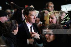ニュース写真 : Benedict Cumberbatch attends the World Premiere...