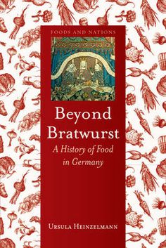 Beyond Bratwurst traces the many traditions that have combined to form German food today. From their earliest beginnings, food and cooking in Germany have been marked by geographic and climatic differences between north and south, as well as continuous cultural influences from bordering countries.