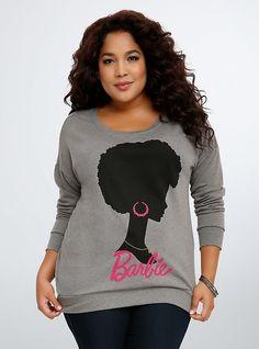 Barbie® Silhouette Sweatshirt,
