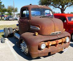 1951 ford COE | by bballchico
