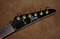 Fury Bandit 2010 Gloss Black