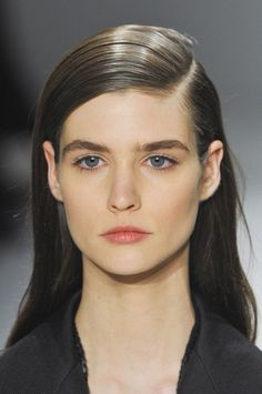 Calvin Klein, Fall 2013 Calvin Klein, Fall 2013, New York Fashion Week - Best Beauty Looks