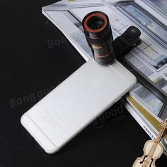 Universal 8X Optical Zoom Telescope Camera Lens For Mobile Phone Sale - Banggood.com