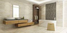 Kylpyhuoneen laatoitus - rohkeasti itse tai ammattilaisen kanssa? - K-rauta