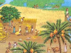 La Edad Antigua Egipto para niños - YouTube