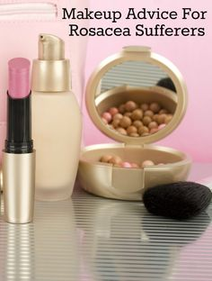 Best Makeup For Rosacea, Rosacea Makeup, Beauty Tips For Women, Natural Beauty Tips, Simple Beauty Routine, Healthy Skin Care, Skin Cream, Best Makeup Products, Beauty