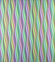Bridget Riley Ideas of geometric design Op Art Art Optical, Optical Illusions, Bridget Riley Op Art, Textures Patterns, Print Patterns, Marilyn Minter, Textiles, Modern Art, Murals