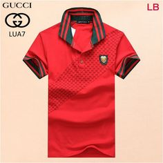 Gucci POLO shirts men-GG24376