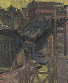 Frank Auerbach: Kunstmuseum Bonn