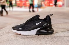 Nike Air Max 270 AH6789-002 Black White Sneaker for Sale-12