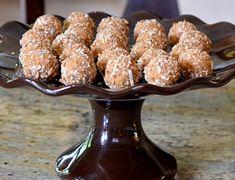Sweet Potato Truffle Balls