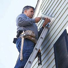 Photo: Keller & Keller Photography | thisoldhouse.com | from How to Install a Bathroom Vent Fan