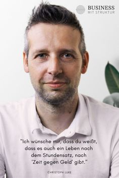 Im Interview mit Business-Coach Christoph Luke Bingo, Projekt Manager, Coaching, Interview, Business Coach, Start Ups, Faith, Knowledge, Best Planners