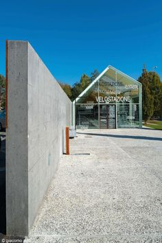 Nuova Velostazione Di Cesano Maderno - Picture gallery #architecture #interiordesign #urban