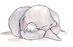 Ilustrações fofas – Oh Hello Dear (Pinterest) | Sweet Little Books